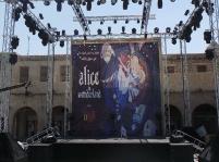 Our venue in Souq Wakif